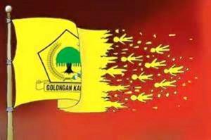 Akbar Tanjung Serukan Calon Ketua Golkar Bersatu Untuk Kalahkan ARB