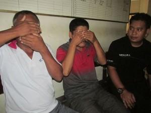 2 Ekor Ayam Jago dan 2 Botoh Diamankan Polisi