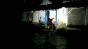 Tanggul Darurat Jebol, Ribuan Rumah Terendam Banjir