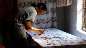Kreasi Batik Tulis, Karya Pemuda Lereng Gunung Wilis