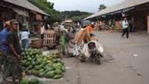 Pasar Grosir Ngronggo Terancam Ditinggalkan Pedagangnya