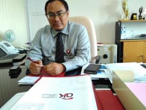 Kepala OJK Membantah Anggotanya Terlibat Kasus DBS