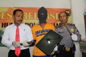 Tiga Anggota Spesialis Pembobol BPR Tetangkap Polisi