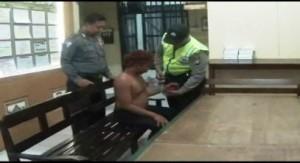 Intensifkan Razia Malam Minggu, Polresta Blitar Tangkap Jambret