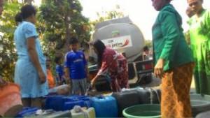 Warga Wonorejo,Jombang Mulai Krisis Air Bersih