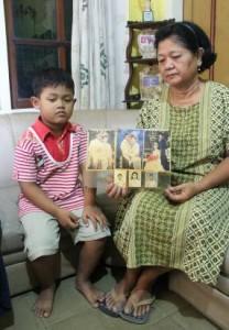 Firasat Ibu Mertua Serda Syamsir Wanto, Terkait Kecelakaan Sang Menantu