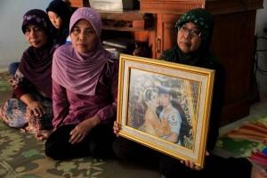 Keluarga Serma Bambang Siapkan Liang Pemakaman