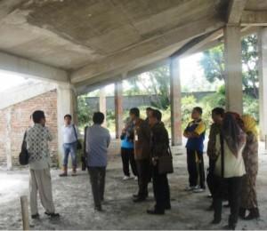 Pembangunan Amphi Teater Mangkrak, Banggar Temukan Kesalahan Perencanaan