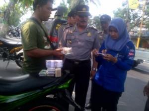 Jelang Lebaran, Polisi Jombang Razia Jasa Tukar Uang