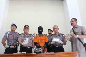 Spesialis Jambret Perempuan Tertangkap di Kota Madiun