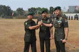 Putra SBY Jabat Danyonif Mekanis 203/Arya Kamuning