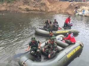 Jumat Bersih Pangdam Jaya Sidak Ciliwung