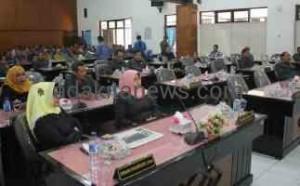 Diboikot Anggota, Rapat Paripurna DPRD Kota Madiun Ditunda