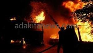 Hotel Terbakar Karena Ditinggal Tawaf Qudum