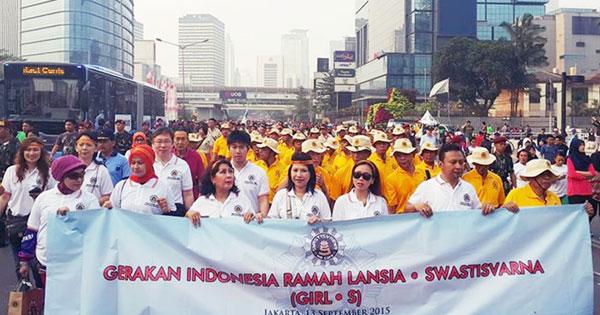 Gerakan Indonesia Ramah Lansia