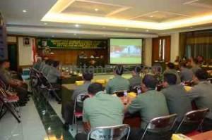 Srenad Sosialisasikan Pencocokan Revisi Dipa Satker Daerah