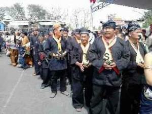 Bulan Suro, Warga Lereng Kelud Lakukan Ritual Tolak Balak