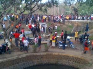 Usai Berlatih,Pendekar PSHT Tenggelam di Dam Segaran