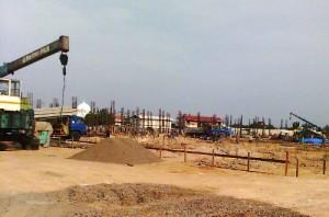 Kerangka Besi Terminal Kertosono Dijual Tanpa Lelang
