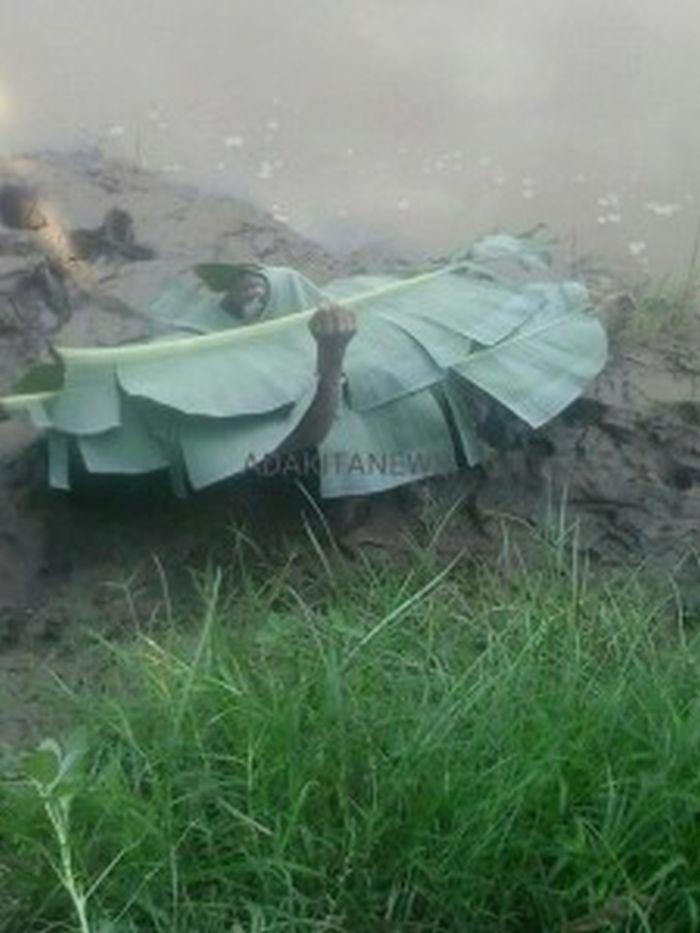 Nekad Terjun Ke Sungai, Jasad Ditemukan Setelah 16 Jam