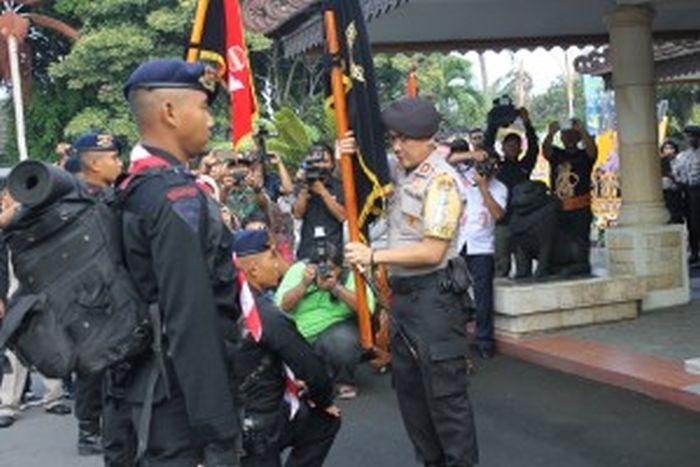 Komjen Pol (Purn) M Yasin Jadi Pahlawan Nasional, Brimob Lakukan Napak Tilas Madiun Surabaya