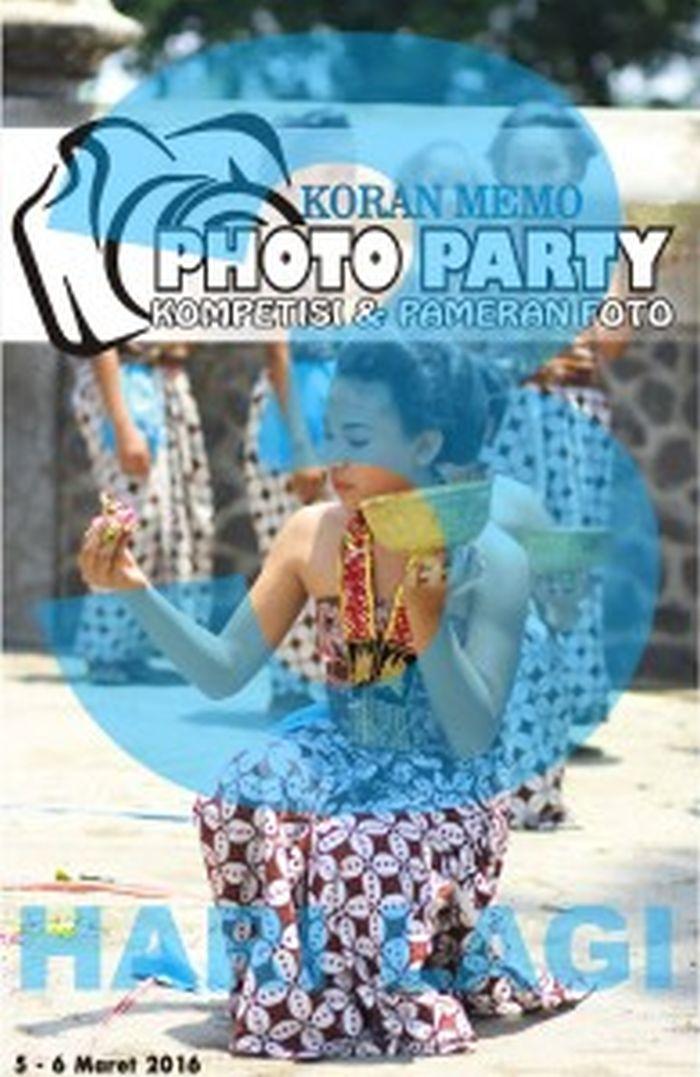Photo Party : 2 Komunitas Fotografi Siap Ikut Pamerkan Karya