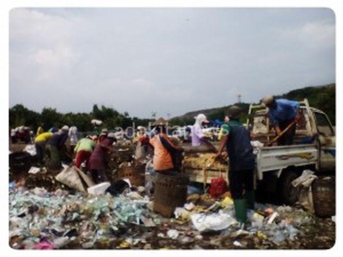 Bukannya Memilah Sampah, DKP Justru Berencana Bangun TPA Baru
