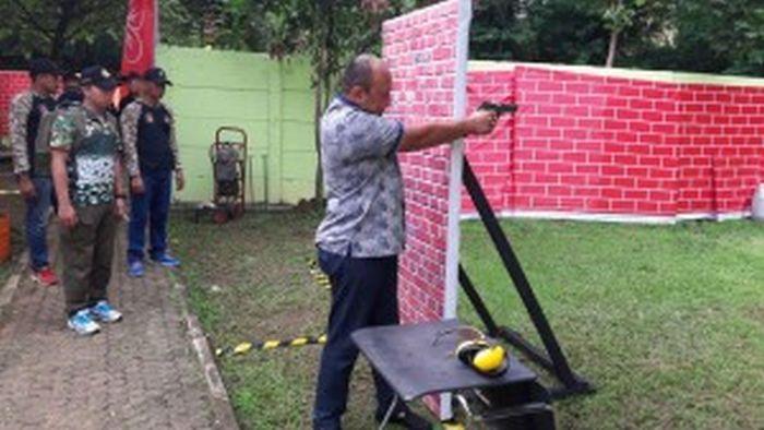 Pangdam Jaya/Jayakarta Tutup Kejuaraan Menembak  Tahun 2016