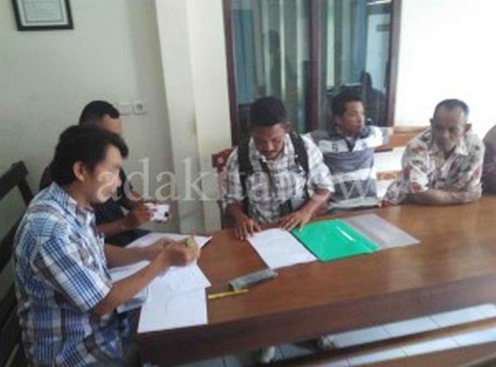 Orangtua dan Siswa SMKN Kare 1 Laporkan Dugaan Pungli ke Polres