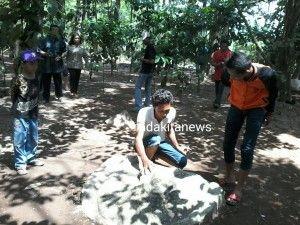 Wisatawan Daerah Padati Area Kebun Kopi Situs Adan-Adan