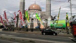 Masjid Mewah Berarsitek Turki Istambul Ada di Jombang