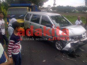 Laka Karambol Libatkan 6 Kendaraan, Jalur Provinsi di Jombang Macet 3 Jam