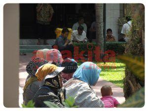 Gepeng Mingguan di Masjid Agung Sidoarjo