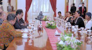 Presiden Jokowi Perintahkan Kaji Lingkungan Strategis Kelayakan Eksploitasi Kawasan Gunung Kendeng