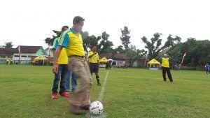 Turnamen Kapolres Cup Ramaikan Lapangan Kartoharjo