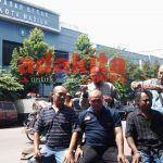 Tasyakuran, Walikota Madiun Ditahan Warga Potong Gundul