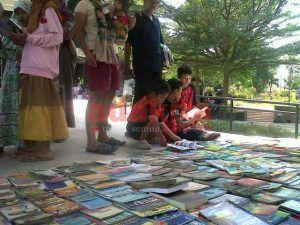 Karya Seni Pemuda Jombang, Sambut Hari Pahlawan