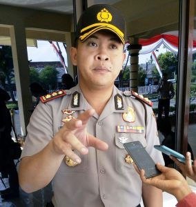 Anggota Sabhara Polres Madiun Kota Diduga Tembak Diri