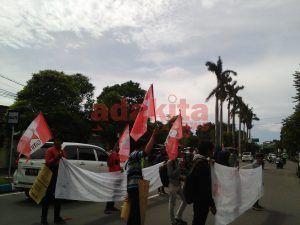 Aktivis Mahasiswa di Jombang Minta Kasus Korupsi Diusut Tuntas