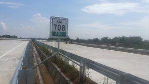 Sempat Molor 3 Tahun, Tol Kertosono-Mojokerto Seksi Tiga Mulai Dioperasikan