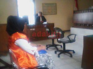 Terdakwa Penipuan Seragam KORPRI Dituntut 4 Tahun