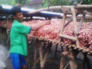 Petani Bawang Merah Keluhkan Harga Jual