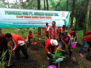500 Hektare Lahan di Lereng Gunung Wilis Bakal Jadi Hutan Lindung dan Produksi