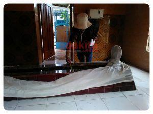 Diduga Cagar Budaya, Tim PPCB Jatim Datangi Makam Eyang Putri