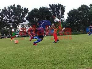Laga Uji Coba Lawan Jombang Selection, Macan Putih Unggul 5-0