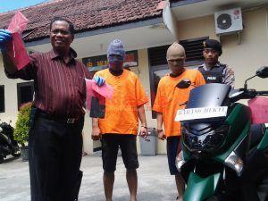 Urunan Beli Sabu, 2 Warga Ditangkap Polisi