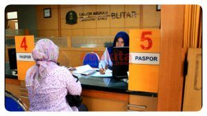 Kantor Imigrasi Kelas 2 Blitar Perketat Pengawasan Pemohon Paspor