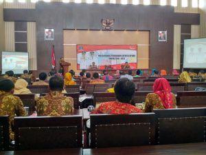 Revisi RPJMD, Bupati: Pejabat Wajib Pahami Prioritas Pembangunan Daerah