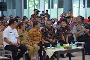 Dewan Sampaikan Pokok Pikiran dalam Musrenbang RKPD 2018