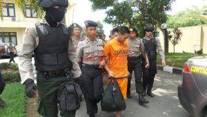 Polres Blitar Pindahkan 31 Tahanan